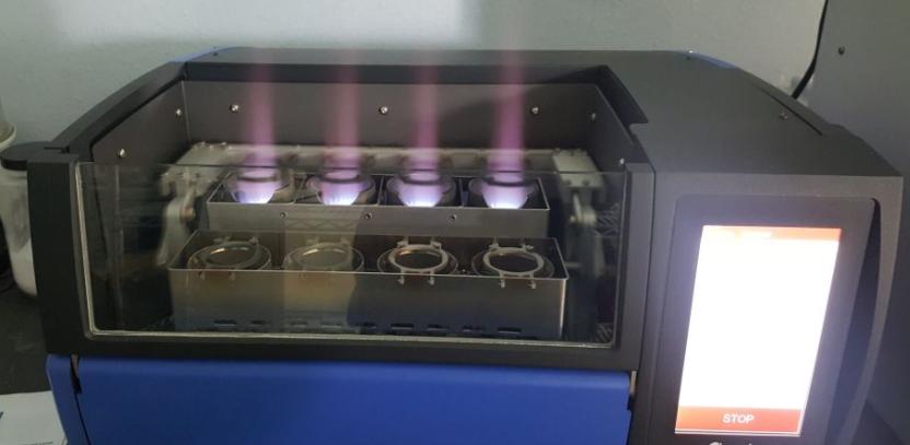 全自动熔融炉